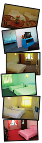 Guest Rooms @ Formosa Garden Hotel